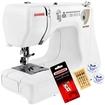 Janome - Jem Gold 660 Lightweight Sewing Machine - White