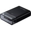 Asus - 4-in-1 Flash Card Reader - Black