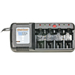 UltraLast - Ul-Cc4H 4-Position Nimh- NiCD Battery Charger - 4-Position- AA- AAA- C- D
