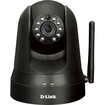 D-Link - DCS-5010L Wireless N Day & Night Pan/Tilt Cloud Camera Lite - Black