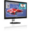 "Philips - Brilliance 27"" LCD Monitor - Textured Black"