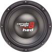 """Cerwin-Vega! - HED3104 10"""" Single 4 Ohm HED3 Series Car Subwoofer - Black"""