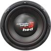 """Cerwin-Vega! - HED3124 12"""" Single 4 Ohm HED3 Series Car Subwoofer - Black"""