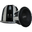 Absolute USA - Evolution Woofer - 1500 W RMS - 3000 W PMPO - Black