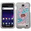 BasAcc - Star Track Bling Diamond Rhinestone Case Cover for Samsung Galaxy® S2 SII Skyrocket i727 - Star Track Diamond - Star Track Diamond