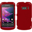 Insten - Solid Phone Case Cover for ALCATEL 918 One Touch - Red