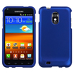 BasAcc - Titanium Solid Hard Case Cover for Samsung Epic 4G Touch D710 - Titanium Blue - Titanium Blue
