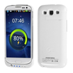 Insten - 2200 mAh Quantum Power Battery Case Stand for Samsung Galaxy S3 i9300
