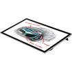 "Sharp - 20"" Edge LED LCD Touchscreen Monitor - 16:9 - 5 ms - Multi"