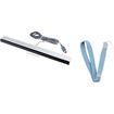 eForCity - Hand Wrist Strap and Wired Sensor Bar For Nintendo Wii