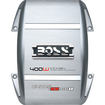 Boss - Chaos Exxtreme II Car Amplifier - 400 W PMPO - 4 Channel - Class AB - Multi