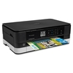 Brother - Business Smart Series Network-Ready Wireless All-In-One Printer - Black