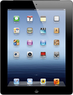 Apple - Apple MD366LL/A iPad 3 Tablet 16GB WiFi + 4G At&t (Black) - Black