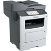 Lexmark - Laser Multifunction Printer - Monochrome - Plain Paper Print - Desktop - Gray