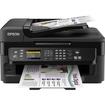 Epson - WorkForce Inkjet Multifunction Printer - Color - Plain Paper Print - Desktop