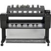 """HP - Designjet PostScript Inkjet Large Format Printer - 35.98"""" - Color"""