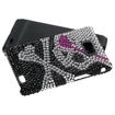 BasAcc - Fusion Case Cover For Samsung I777 Galaxy S II - Skull Diamante Fusion - Skull Diamante Fusion