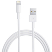 DrHotDeal - 2 Meter 8 Pin to USB Cable for iPhone 5 iPad 4 iPad mini iPod Touch 5 iPod Nano 7 - White - White