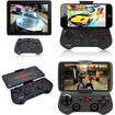 AGPtek - Bluetooth Game Gamepad Controller Joystick for iPhone Android Phone Tablet PC Samsung Galaxy S3 S4 - Black - Black