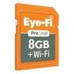 Eye-Fi - Pro X2 8 GB Secure Digital High Capacity (SDHC) - 1 Card