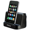 iHome - Portable Speaker System for Apple® iPad®, iPhone® and iPod® - Black - Black