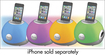 iHome - LED Color-Changing Stereo System for Apple® iPod® and iPhone®