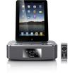 Philips - Alarm Clock Radio with Apple® iPad®, iPhone® and iPod® Dock