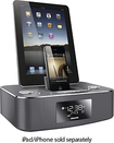 Philips - Docking System for Apple® iPod®, iPhone® and iPad®