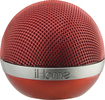 iHome - Portable Bluetooth Speaker - Red