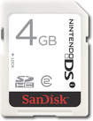 SanDisk - 4 GB Secure Digital High Capacity (SDHC) - 1 Card