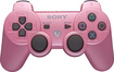 Sony - DUALSHOCK 3 Wireless Controller for PlayStation 3 (Candy Pink)