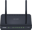 D-Link - Wireless-N 300 Gigabit Router with 4-Port Ethernet Switch