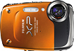 Fujifilm - FinePix XP20 14.2-Megapixel Digital Camera - Orange
