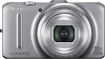 Nikon - Coolpix S9300 16.0-Megapixel Digital Camera - Silver