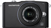 Olympus - E-PM1 12.3-Megapixel Digital Compact System Camera with 14-42mm Lens - Black