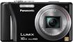Panasonic - Lumix 14.1-Megapixel Digital Camera - Black