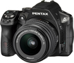 PENTAX - K-30 16.3-Megapixel DSLR Camera with 18-55mm Lens - Black