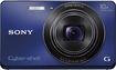 Sony - Cyber-shot W690 16.1-Megapixel Digital Camera - Blue