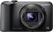 Sony - Cyber-shot 16.1 Megapixel Compact Camera - Black