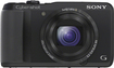 Sony - Cyber-shot 18.2 Megapixel Compact Camera - Black