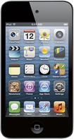 Apple® - iPod touch® 16GB* MP3 Player (4th Generation) - Black