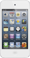 Apple® - iPod touch® 16GB* MP3 Player (4th Generation) - White
