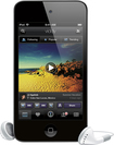Apple® - iPod touch® 32GB* MP3 Player (4th Generation) - Black