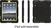 Griffin Technology - iPad® 4 / iPad® 3 Survivor Case - Citron Black