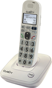 Clarity - CLARITY-D702 DECT 6.0 Expandable Cordless Phone - White