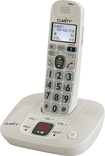 Clarity - DECT 6.0 Expandable Cordless Phone with Digital Answering System - White