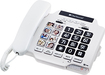 ClearSounds - Spirit Amplified Corded Phone with Photo Speed Dial