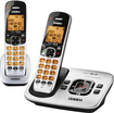 Uniden - DECT 6.0 Expandable Cordless Phone with Digital Answering System