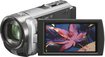 Sony - DCR-SX85/S 16GB Flash Memory Camcorder - Silver