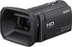 Sony - Handycam HDRCX580V 32GB HD Flash Memory Camcorder - Black